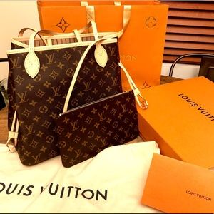 Louis Vuitton Neverfull MM (NEW IN BOX)